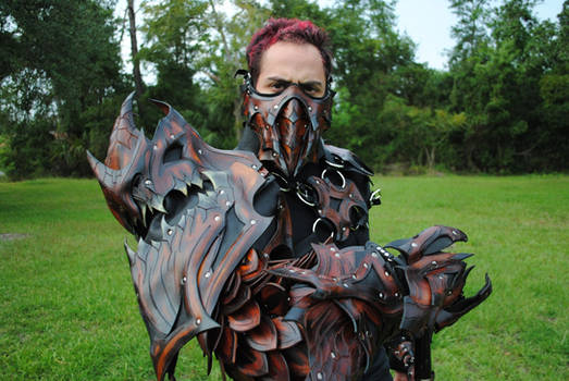 Dragon Slayer Unmasked