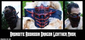 Brnozite Dragon Assassin Mask