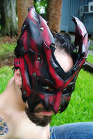 Ruby Demon Lord by Epic-Leather