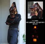 Haunted Leather Steampunk Alchemist