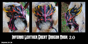 Inferno Great Dragon Mask 2.0