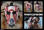 Leather Psychotic Mask