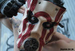 Psychotic Leather Mask