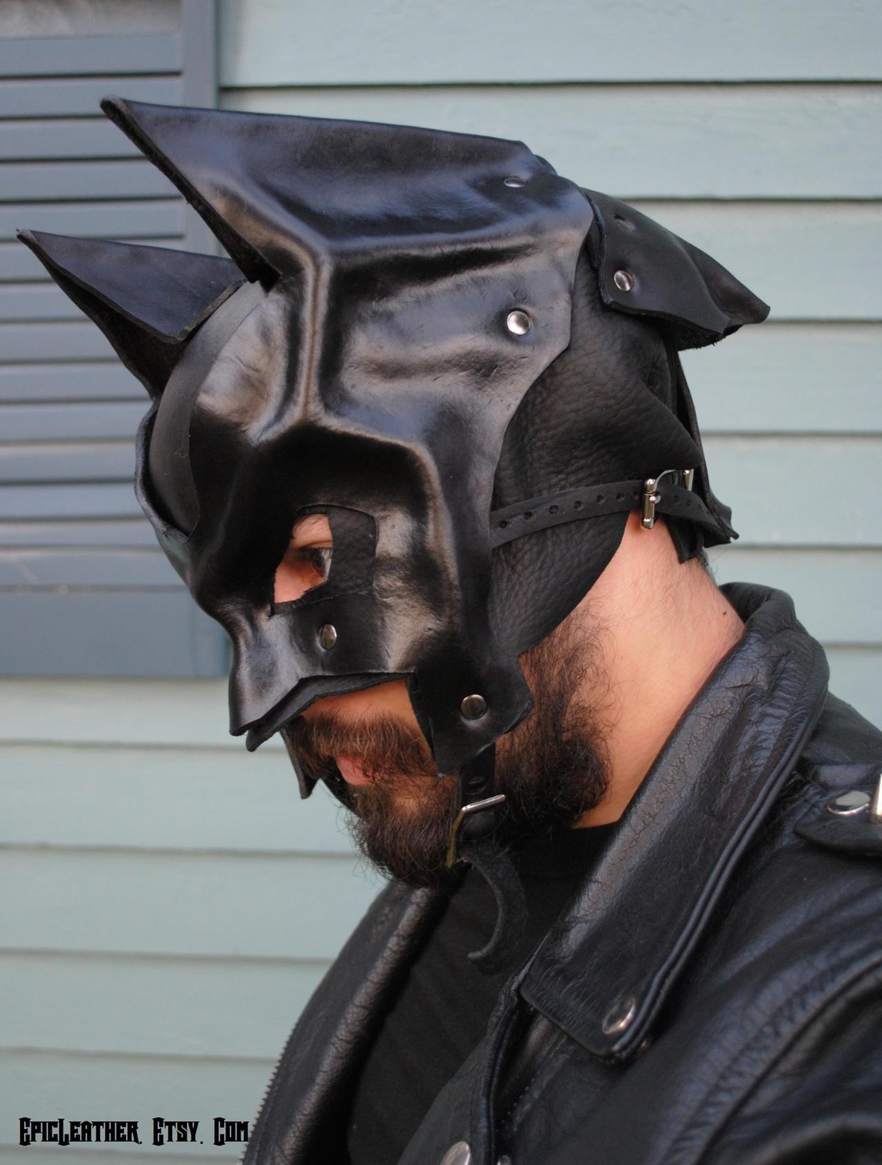 Rockabilly Batman by Epic-Leather