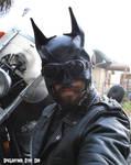 Rockabilly Batman with Goggles