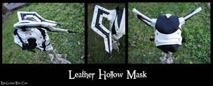 Hollow Leather Mask