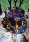 Steampunk Geartop Hat