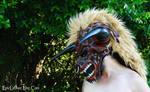 Leather Tauren Mask
