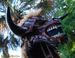 Commission: Leather Tauren/Minotaur Mask