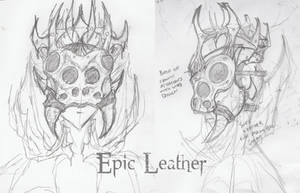 Spider Queeen Concept by Epic-Leather