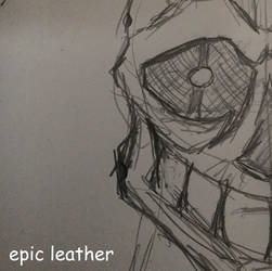 new mask soon. by Epic-Leather