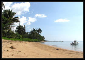 Puko'o Beach by surge2k