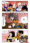 Dragon Ball Multiverse - Page 590 colored