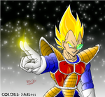 Super Saiyan Vegeta (Break Through The Limit)