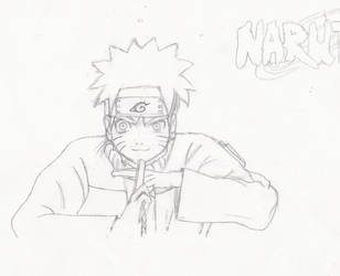 Naruto Shippuden by YEAHDESY