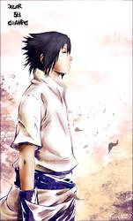 Sasuke Uchiha by YEAHDESY