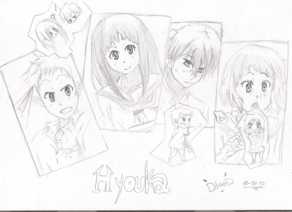Mis cosillas - Página 3 Hyouka_by_yeahdesy-d5us9eb