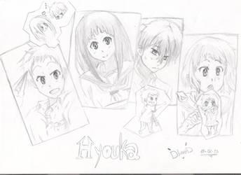Hyouka by YEAHDESY