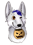 Trick or Treat! - Completed YCH
