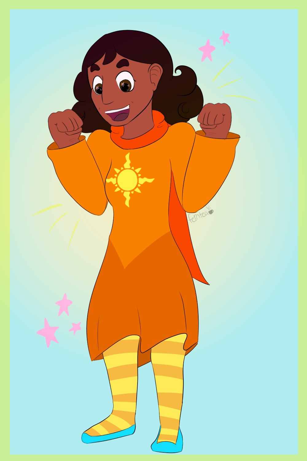 Connie, Witch of Light