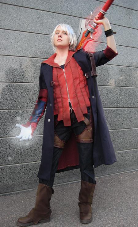 Nero cosplay by ...Dmc Nero Cosplay