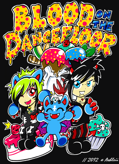 Sweet BOTDF Party by Mako-Eyed