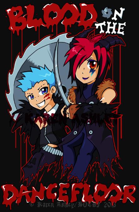 .:Bad Blood:. by Mako-Eyed