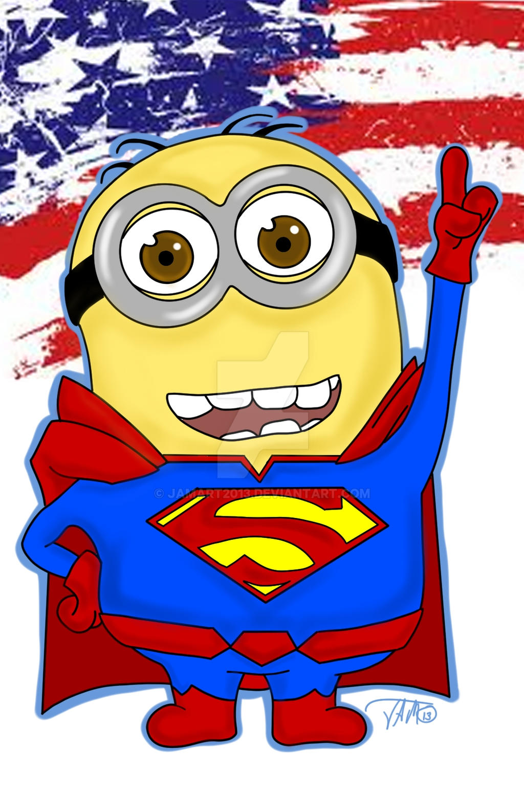 Minion Superman Minion Superman by