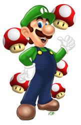 Luigi by jamart2013