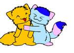 Kitten And Bani