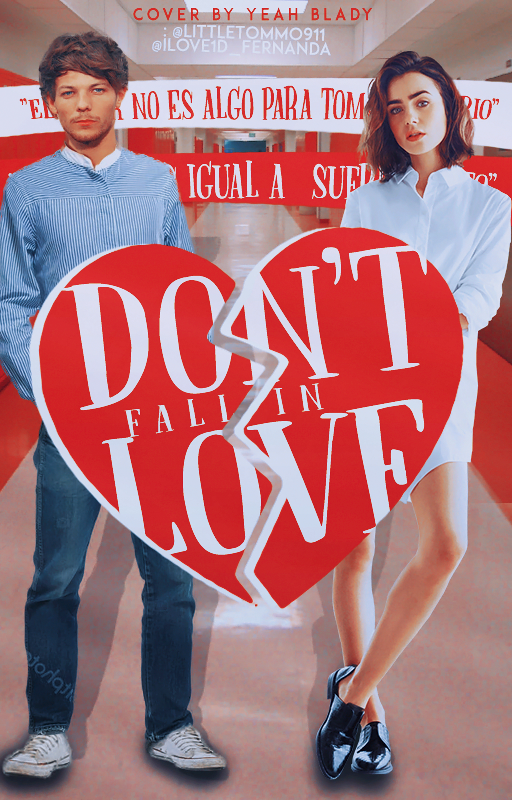 Don't Fall In Love by Yeah-Blady