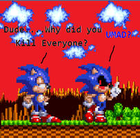 After Sonic.exe? by ZaneIsEpicZX