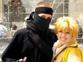 Len Loves Ninjas
