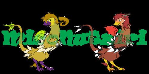 Cheap Adoptable Nutzi Hoens! (Original Species)