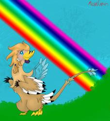 Theme no. 18 - Rainbow