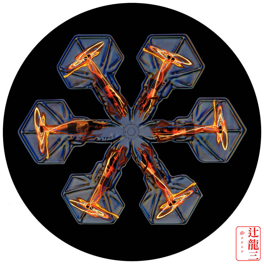 Special Snowflake #3 by madshutterbug