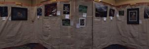 Art Show Setup