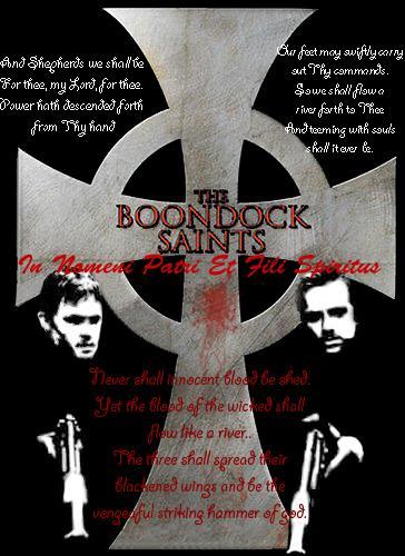 boondock saints movie poster 1 by demonofthesword on