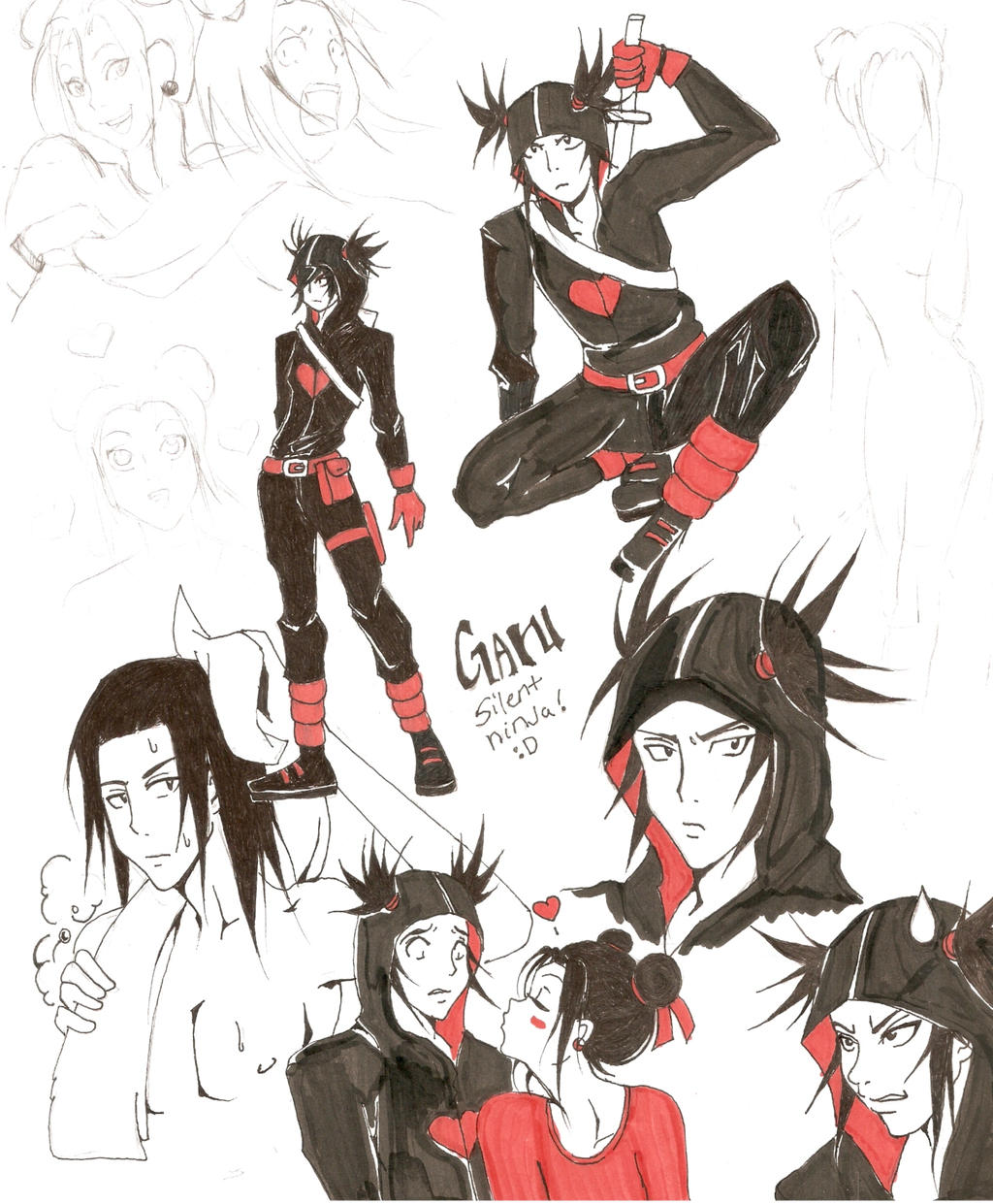 Anime Garu by prince-di-caos on DeviantArt