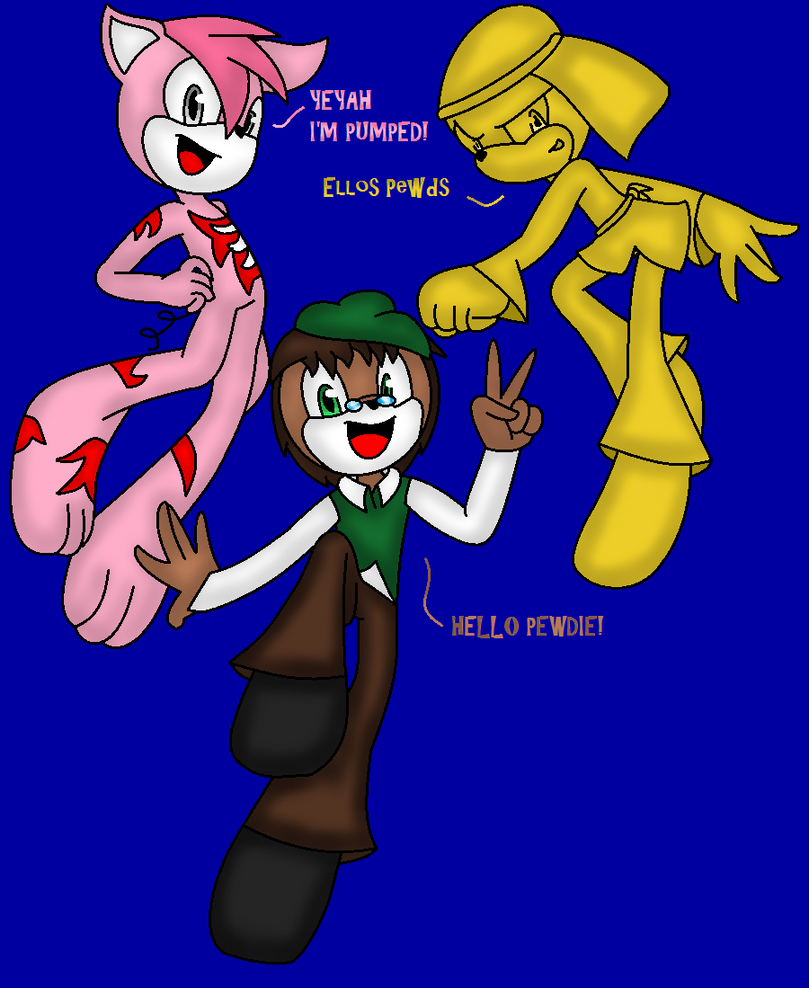 Mr Chair And Piggeh Anime - Pewdiepie mr chair and piggeh piggeh mr chair and stephano