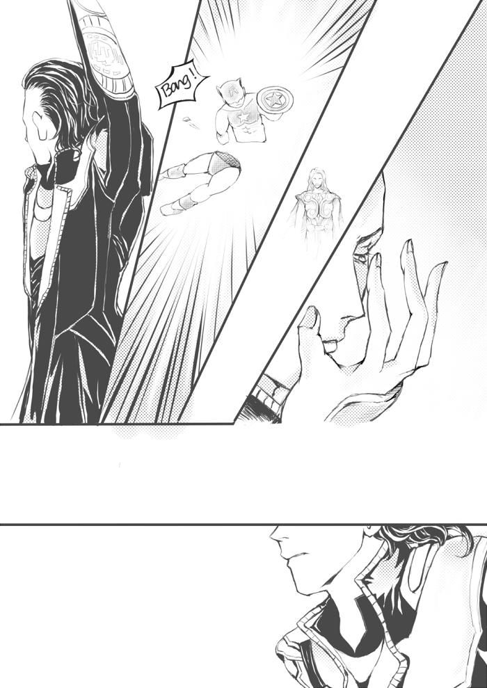 LOST--Loki X Thor doujinshi 9 by yakusogu on DeviantArt