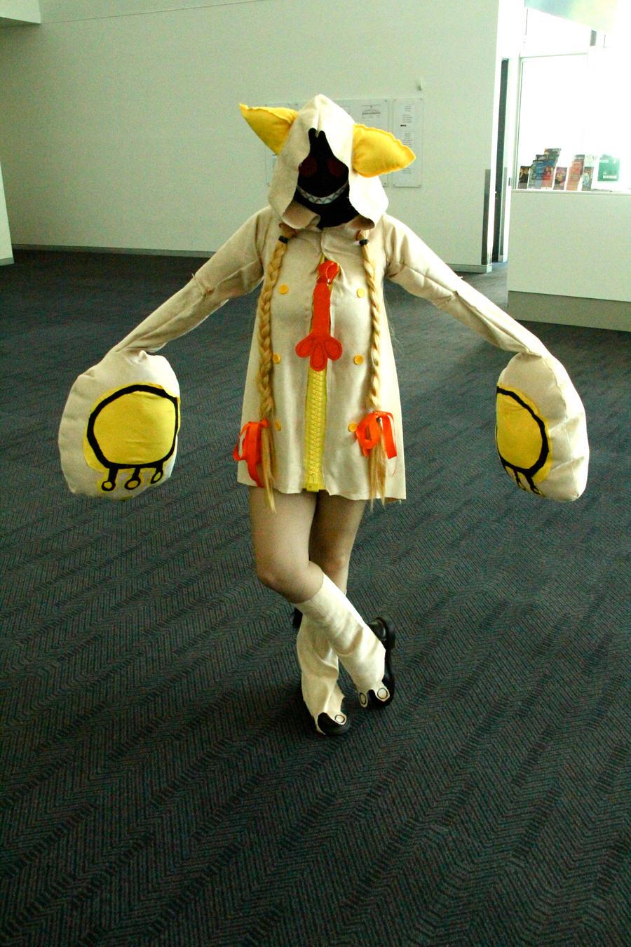 BlazBlue cosplay - Taokaka #2! by NeonSenpai