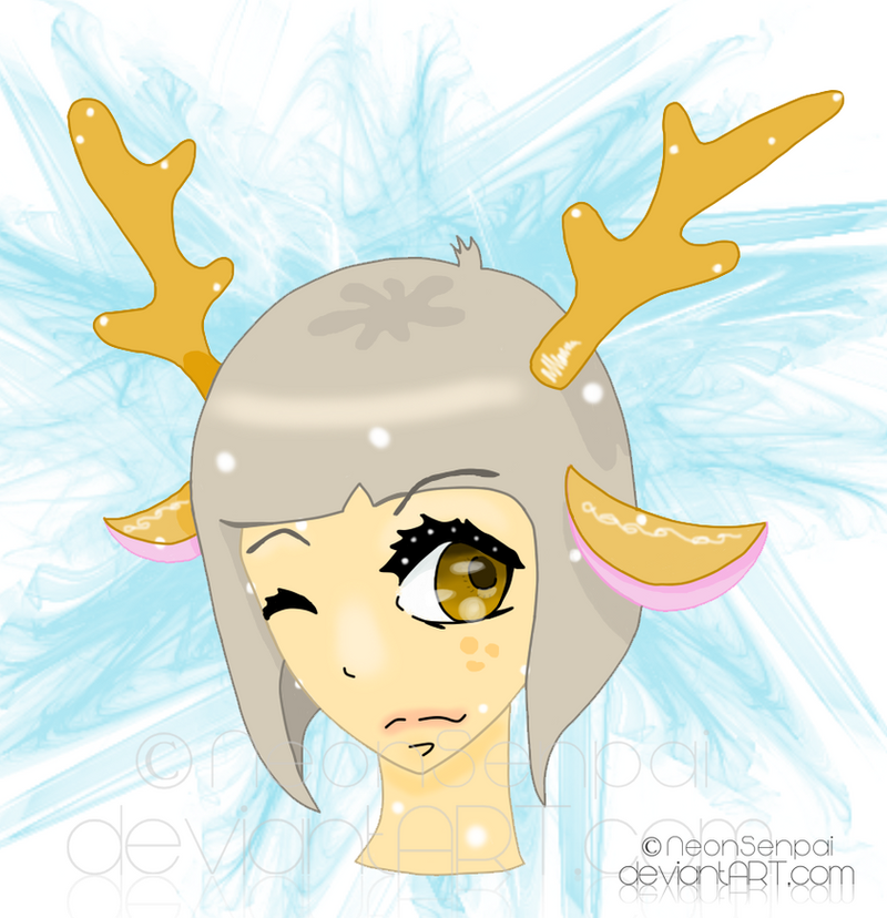 Fawn OC - Lily by NeonSenpai