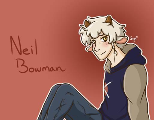Neil Bowman