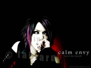 calm envy . . .