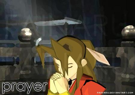 Prayer by Fainaru