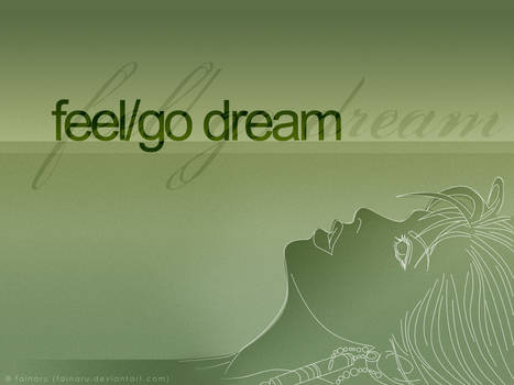 feel - go dream