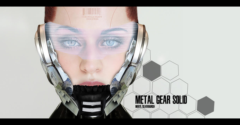 Metal Gear Solid : Meryl by MCchaz