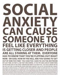 Social Anxiety by dogwalla