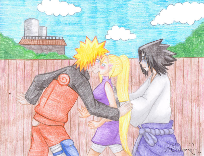 Naruto et INO Dating fanfiction